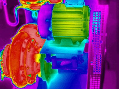 Analisi termografia aosta